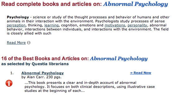 teaching abnormal psychology case studies Case studies in abnormal psychology case study method in psychology simply psychology,  the case study method of teaching applied to college science.
